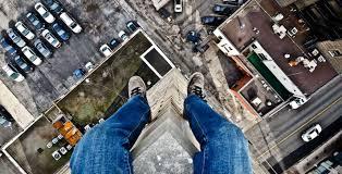 la phobie du vide également appelé vertige